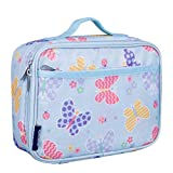 Wildkin Kids Insulated Lunch Box for...