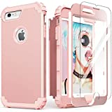 iPhone 6S Plus Case with Tempered Glass...