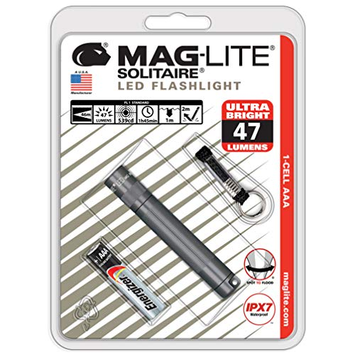 Maglite Solitaire LED 1-Cell AAA