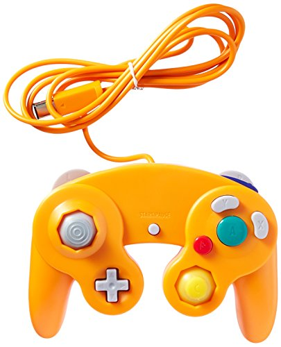 Gamecube Controller (Orange-spice) 3rd Party