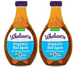 Wholesome Organic Blue Agave Nectar,...
