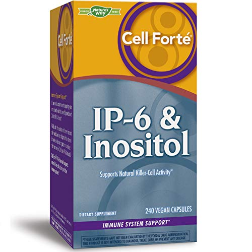 Nature's Way Cell Forte IP-6 & Inositol Supplement