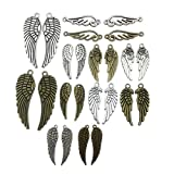 Wings Charm Collection-about 55pcs Craft...