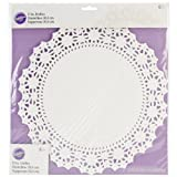 Wilton 6 Count Grease Proof Doilies,...