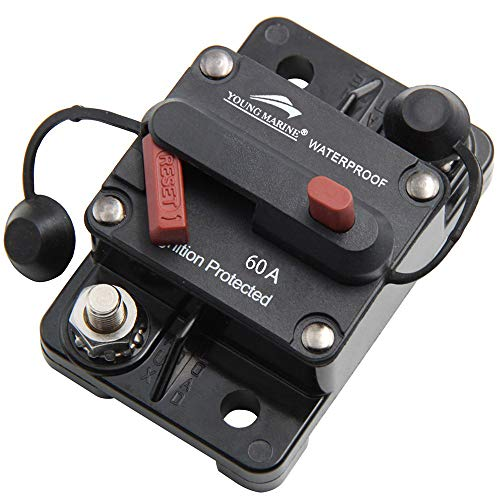 Young Marine Circuit Breaker for Boat Trolling