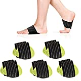 5 Pair Arch Support Brace Compression...