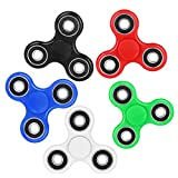 Fidget Spinner ADHD Anxiety Toys 5 Pack...