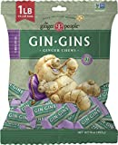 The Ginger People Gin Gins Chews 1 pound...