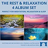 Relaxing Nature Sounds 4 CD Set - for...