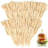 500 Pieces Bamboo Skewers 3.5 Inch...