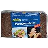 Mestemacher, Pumpernickel with Whole Rye...