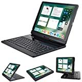 LENRICH iPad pro 12.9 case with keyboard...