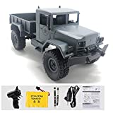 Gray 1/16 2.4G 4WD Off-Road RC Military...