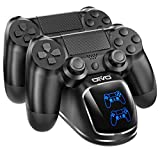PS4 Controller Charger Dock Station,...