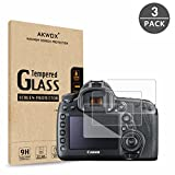 AKWOX (Pack of 3) Tempered Glass Screen...