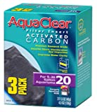 AquaClear 20 Activated Carbon Inserts,...