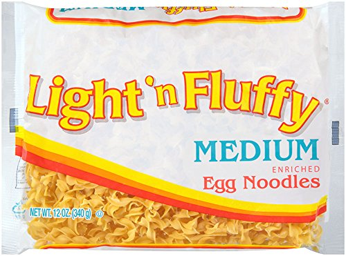 Light 'N Fluffy Medium Egg Noodles