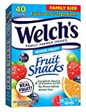 Welch's Fruit Snacks, Mixed Fruit,...