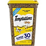 TEMPTATIONS Classic Crunchy and Soft Cat...