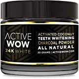 Active Wow Teeth Whitening Charcoal...