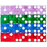 Brybelly Precision Casino Dice, 20-Pack...