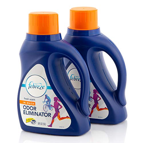 Laundry Odor Eliminator by Febreze, In Wash Clothes Scent Booster