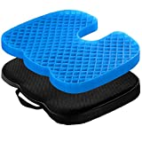 Gel Seat Cushion Breathable with...