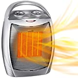 Portable Electric Space Heater with...