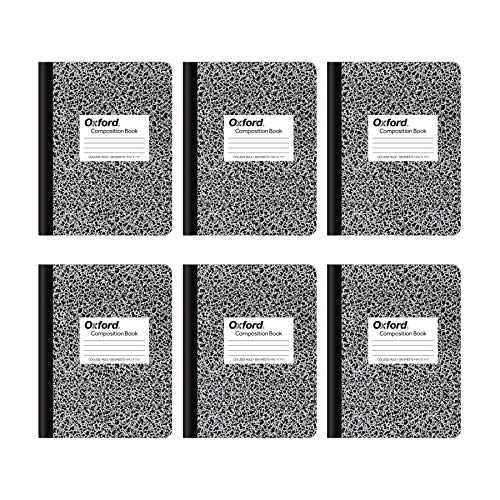 Oxford Composition Notebooks