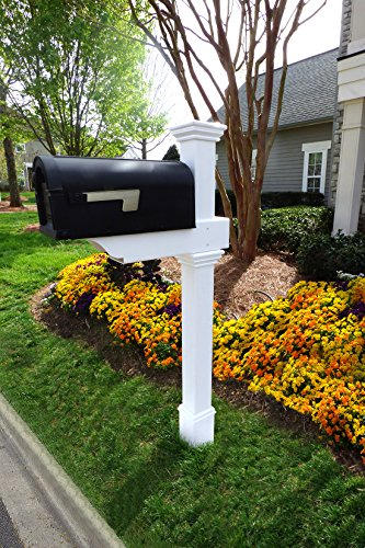Zippity Outdoor Products ZP19013 Classica Mailbox Post