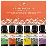 Plant Therapy Top 6 Organic Essential...