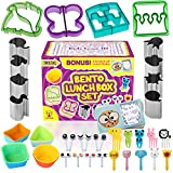 Complete Bento Lunch Box Supplies and...