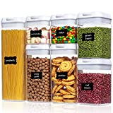 Airtight Food Storage Containers,...