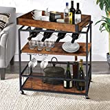 Bar Cart for Home, Serving Carts on...
