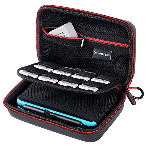 Smatree Carrying Case for New Nintendo