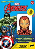Learn to Draw Marvel Avengers: How to...