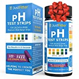 pH Test Strips for Testing Alkaline and...