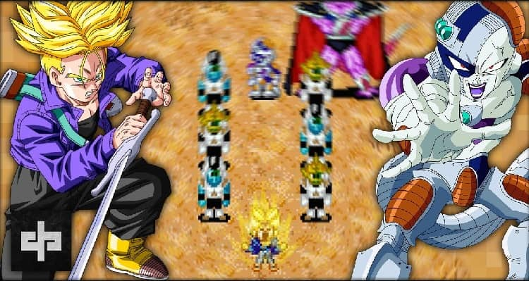 Best Dragon Ball Z game For GBA