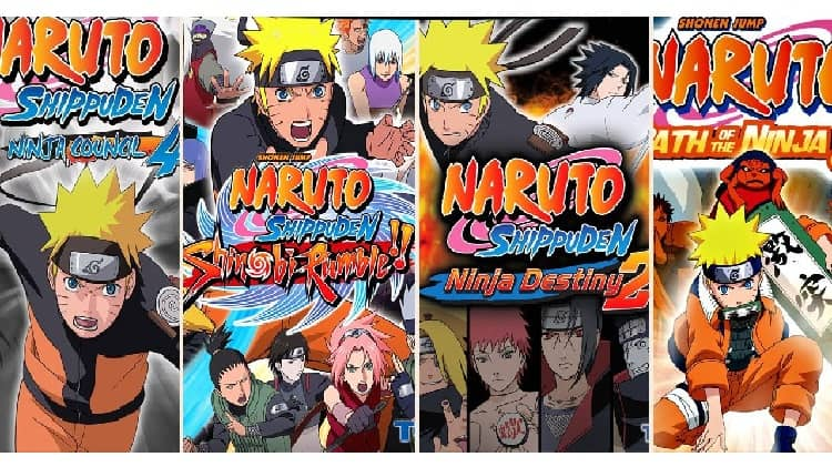 Best Naruto DS Game