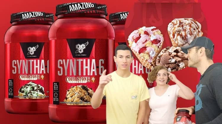 Best Syntha 6 Flavor