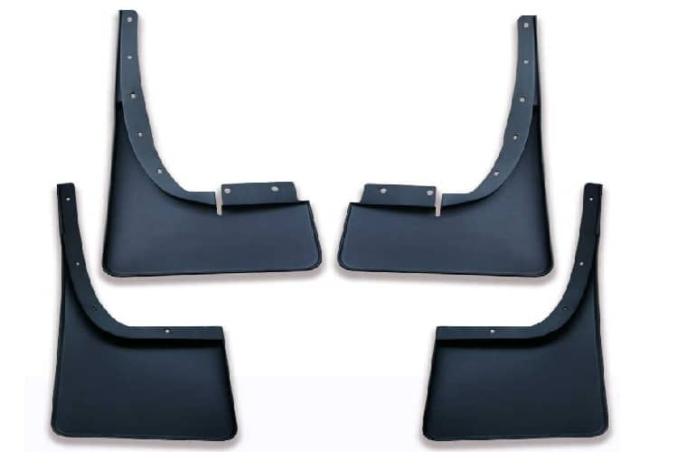 best mud flaps for f350