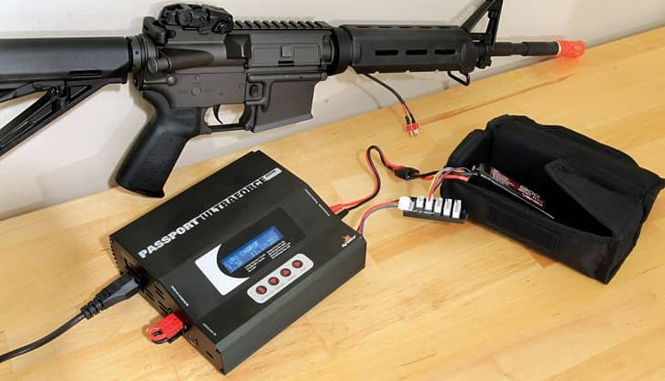 Best Airsoft Battery
